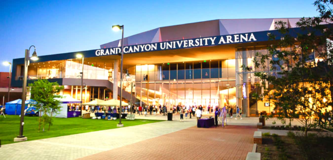 Online Colleges That Accept FAFSA Grand Canyon University