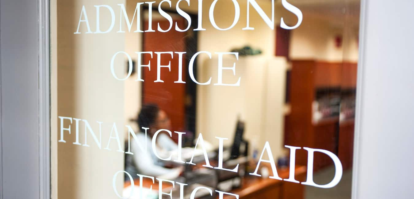 Admissions and Financial Aid