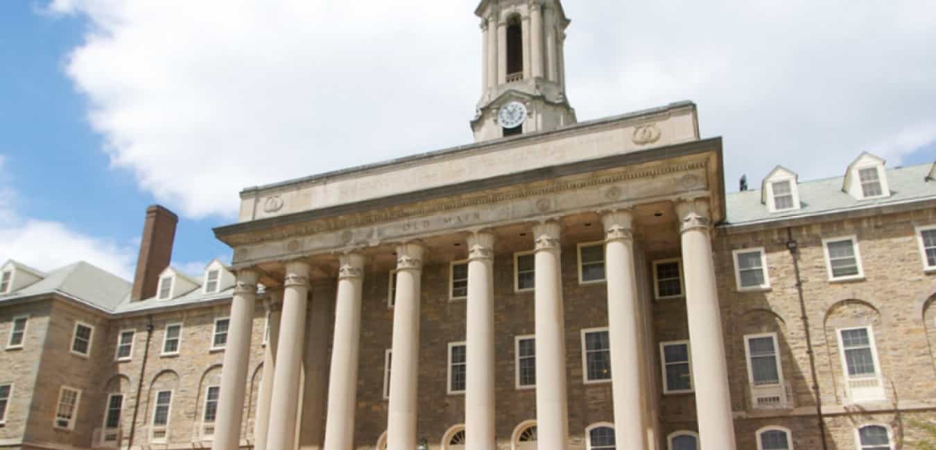 Where does the Penn State World Campus rank