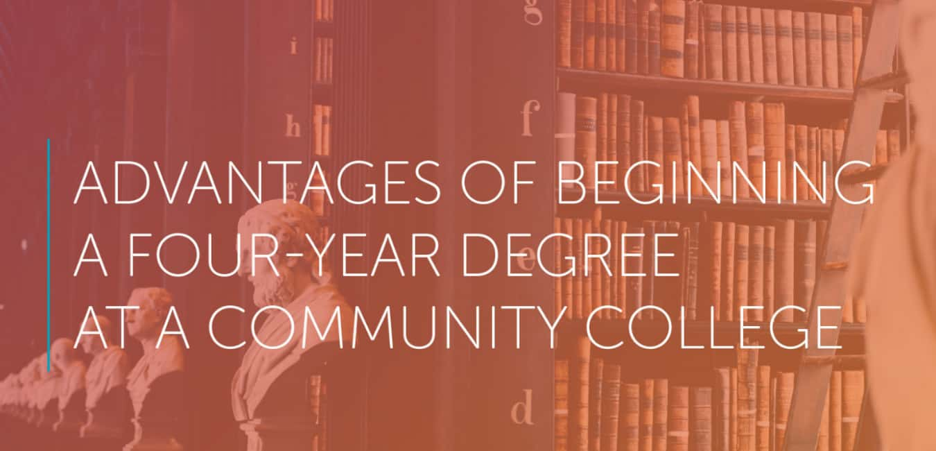 Four Year College - Advantages