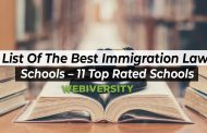 List Of The Best Immigration Law Schools – 11 Top Rated Schools