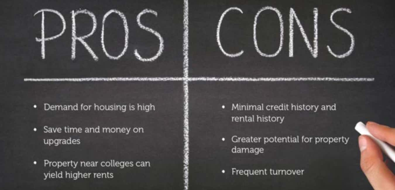 Pros and Cons of Universities