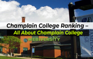 Champlain College Ranking – All About Champlain College