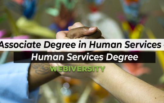 Associate Degree in Human Services – Human Services Degree